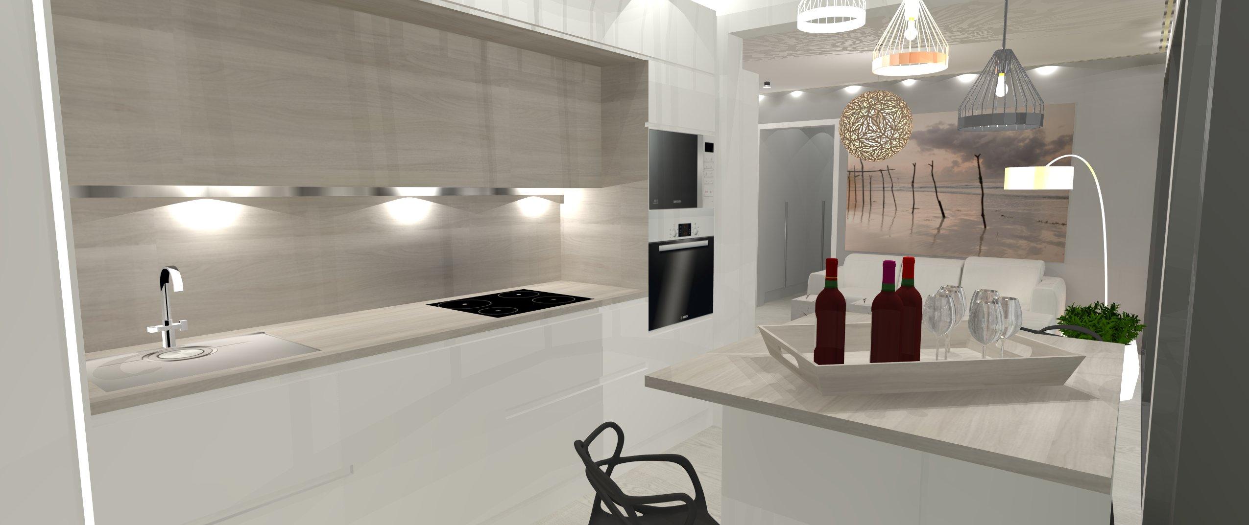 Poikkeusluvalla valmistuva Luxusasunto Helsinkiin kerrostalon kellarikerrokseen, omalla takapihalla (vaalea asunto-osake)