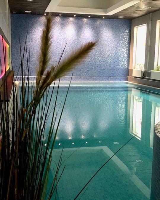 Aurinkopiha Spa # Espoo Leppävaara # kuntosali & spa # uudet laatoitukset # uude…