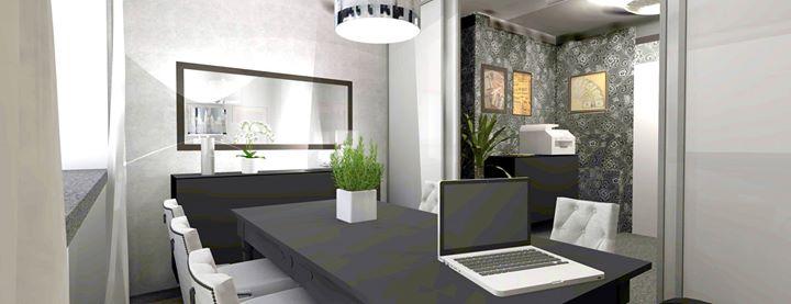 Pitkästä aikaa toimistotila työnalla :) Neuvotteluhuone. Viihtyisitkö täällä ?