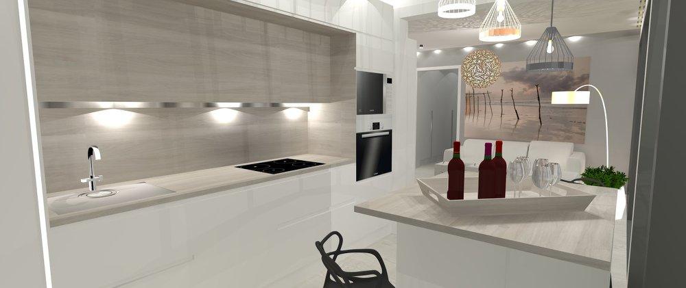 Espoo, Helsinki, Vantaa vaalean ja  tumman puolen Luxus-asunto, erikoisluvalla kerrostalon alakerrassa.