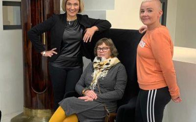 Kiitos Keskon tytöt ! Saini, Jaana & Mira! Mahtava Showroom Helsingin keskustassa