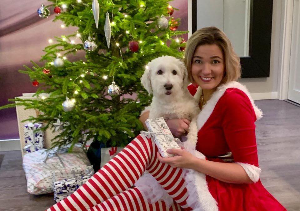 Hyvää Joulua 2019, rakkaudella Marika