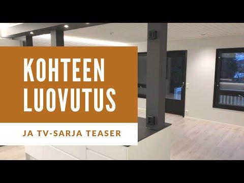 TV-Sarjan ensimmäiset jaksot nähty..